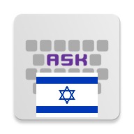 AnySoftKeyboard - Hebrew Language Pack APK