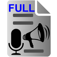 FULL Voice to Text Text to Voice APK