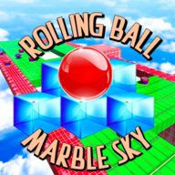 Marble Ride Rolling Ball 3D APK