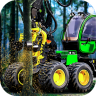 Timber Harvester Simulator APK