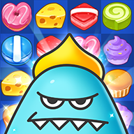 Match 3 Puzzle: SweetMonster APK