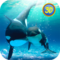 Orca Family Simulator APK