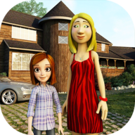 Virtual Mother Simulator Family Game : Happy Mom APK