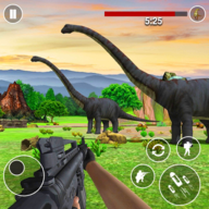 Dinosaurs Hunter Wild Jungle Animals Safari 2 APK