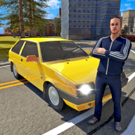 Russian Car Simulator 2019 APK