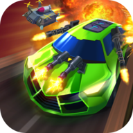 Road Rampage: Racing & Shooting in Car Games Free APK