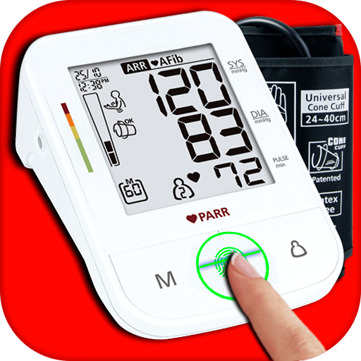 Blood Pressure Recorder Diary APK