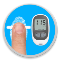 Blood Sugar Test + Info and Advice APK