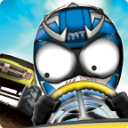 Stickman Downhill - Monster Truck APK
