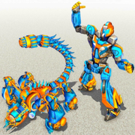 Scorpion Robot Transformation APK
