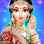 Royal Indian Western Wedding Dressup and Makeup APK