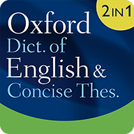 Oxford Dictionary of English & Concise Thesaurus APK