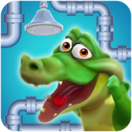 Talking Bath Crocodile APK
