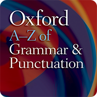 Oxford A-Z of Grammar And Punctuation APK