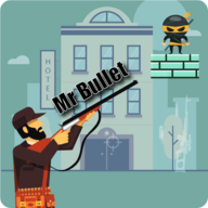 Mr Bullet! Ninja Hunter APK