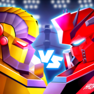 Steel Robot Ring Fighting APK