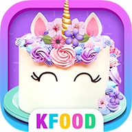 Unicorn Chef: Free Fun Cooking Games for Girls APK