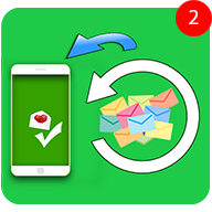 restore deleted sms messages APK