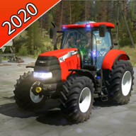 Real Tractor Farming Game:Village life 2020 APK