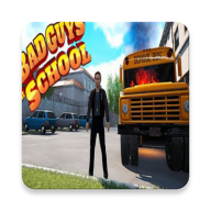 First Steps Free Bad Guys at School APK