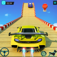 Mega Ramp Stunts Free APK
