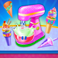 Ice Cream Cone Cupcake Maker APK