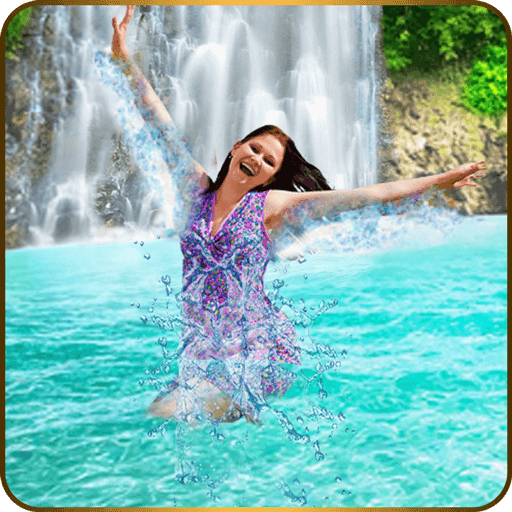 Waterfall Photo Collage APK