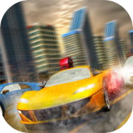 Racing Car Traffic City APK