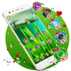 Green Nature theme APK