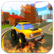 Cartoon Hot Racer APK
