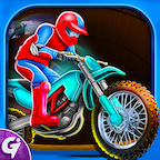 Merge Bike Well Of Death Click And Idle Tycoon APK