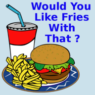 Would you like fries with that ? APK