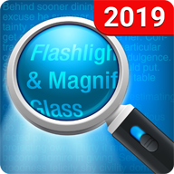 Flashlight & Magnifying Glass APK