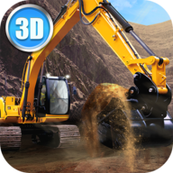 Construction Digger Simulator APK