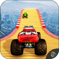 Monster Truck Stunt Racing APK