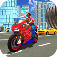 Super Stunt Hero Bike Simulator 3D APK