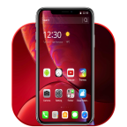 Launcher for Phone XR Theme APK