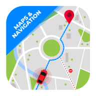 Voice Navigation Gps & Maps APK