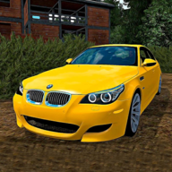 City Parking E30 E46 in Driving Simulator APK