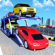 US Police Car Transport:Cargo Truck Games APK