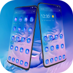 Theme For Blue S10 Business Icon APK