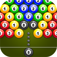 Billiards Bubble Shooter APK