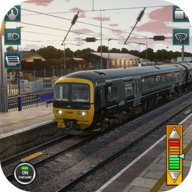 Train Simulator 3D - Train Driving Games Pro 2019 APK