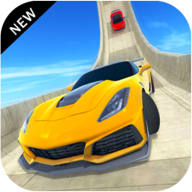 Extreme Car Driving Simulator-GT Racing Car Stunts APK