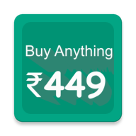 Buy Anything Rs.449 APK