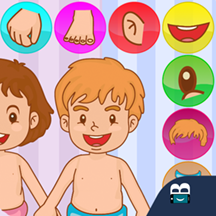 Body Parts for Kids APK