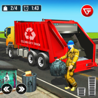 Garbage Truck: Trash Cleaner Driving Game APK
