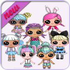 How To Draw Cute Doll APK