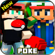Legendary Pokecraft Mod & Kalos APK