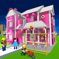 Doll House Build and Design APK